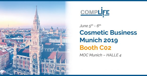 complife at cosmetic business munich 2019