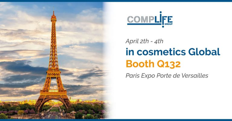 complife at in cosmetics global 2019